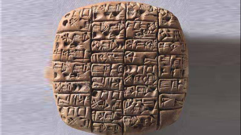 the history of writing in mesopotamia and egypt