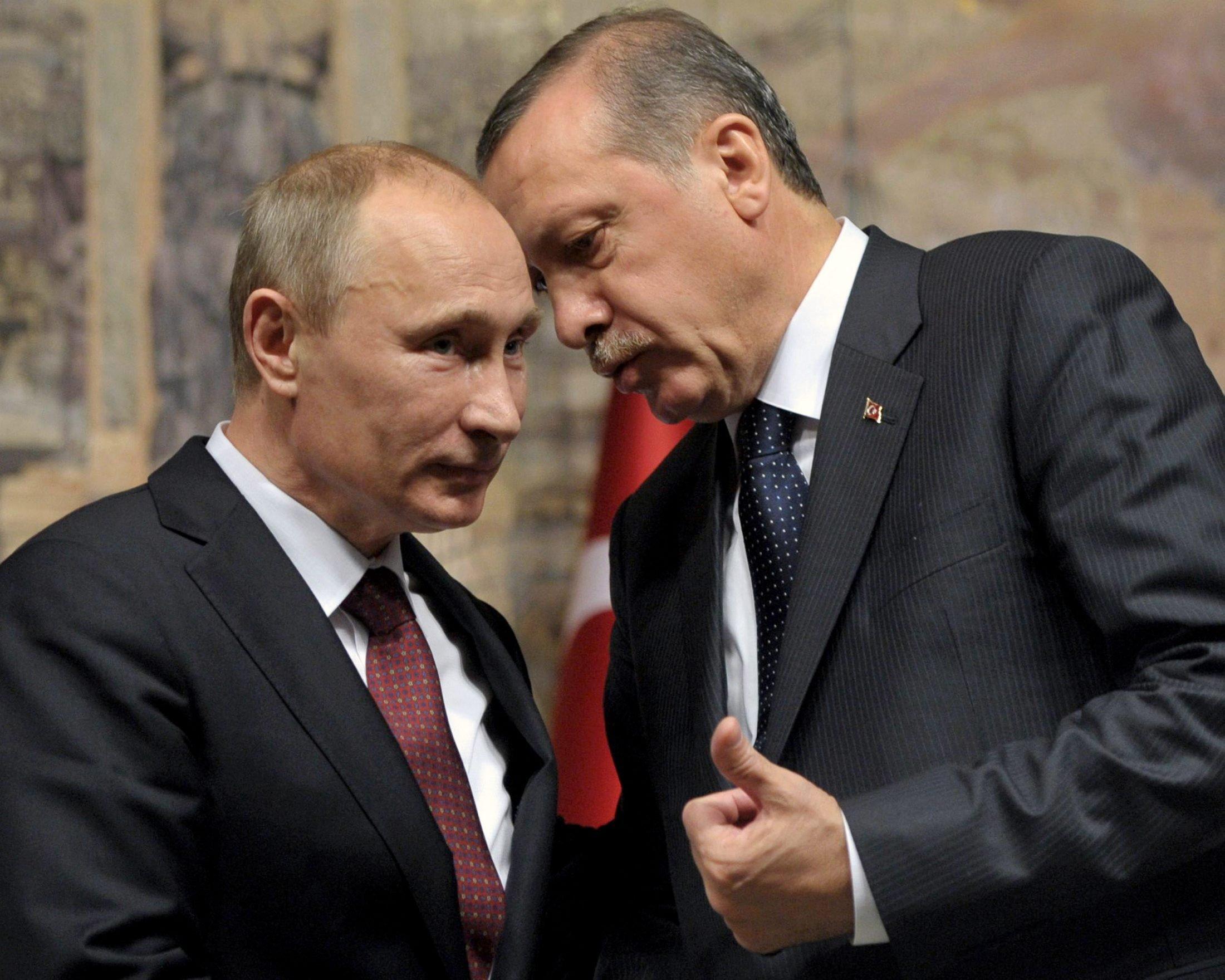 Эрдоган обвинил Запад вподдержке терроризма