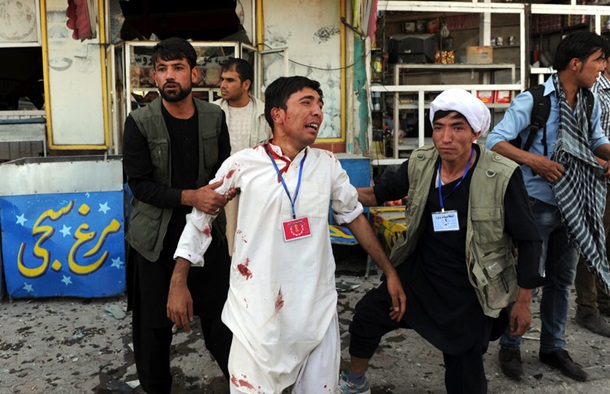 Афганистан скорбит пожертвам теракта вКабуле
