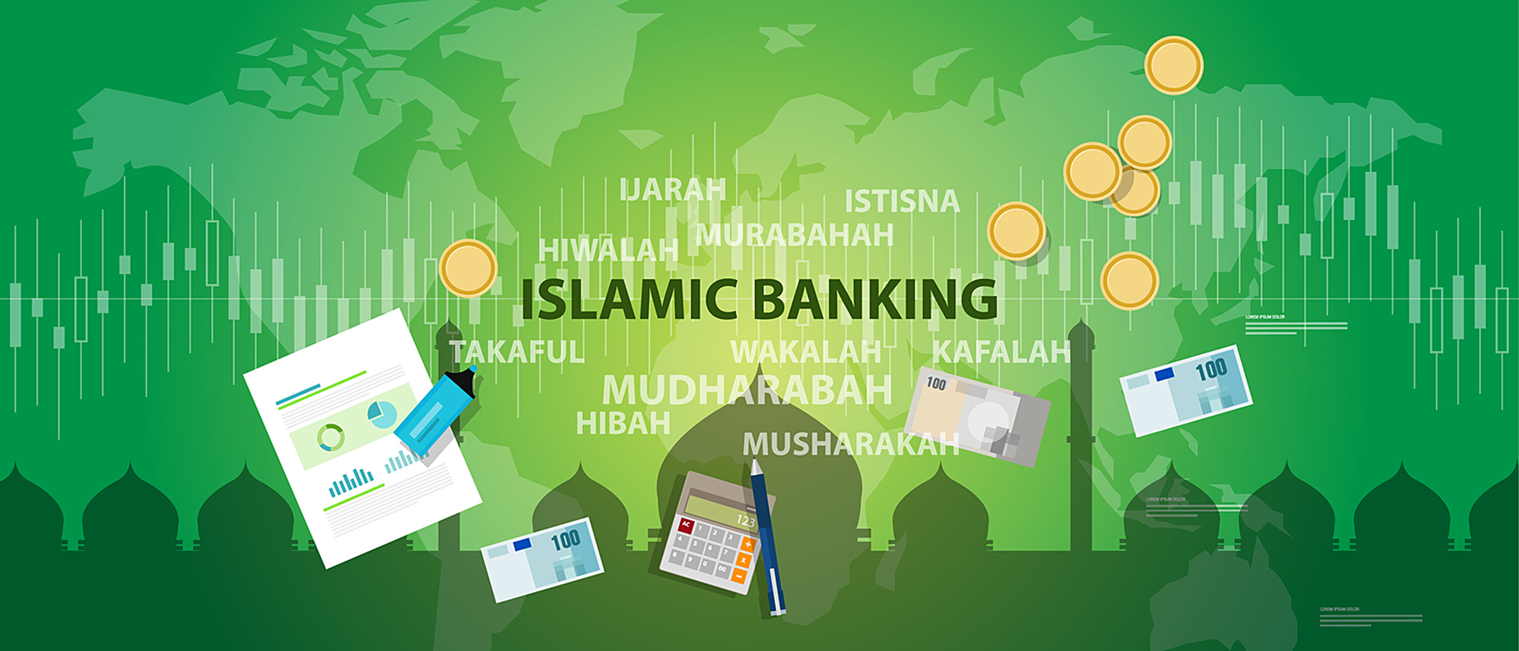 islamic finance on the rise Lecture details since its formation in the mid-1970s islamic finance has grown rapidly, and appears to have come of age since the global financial crisis by.