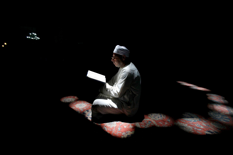 Сказать, что рабита запрещена, – это всё равно, что запретить размышлять над аятами Корана и представлять то, что в них описано