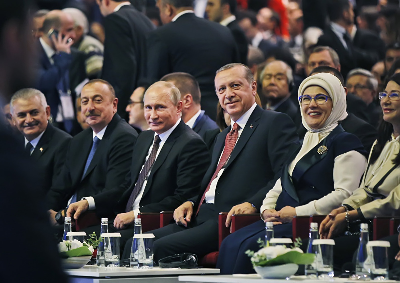 Асад: Надеюсь, что РФ повлияет наполитику Турции вСирии