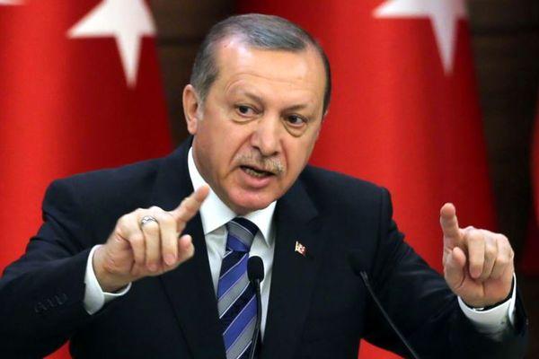 Эрдоган сделал особенно жесткое объявление вадрес США