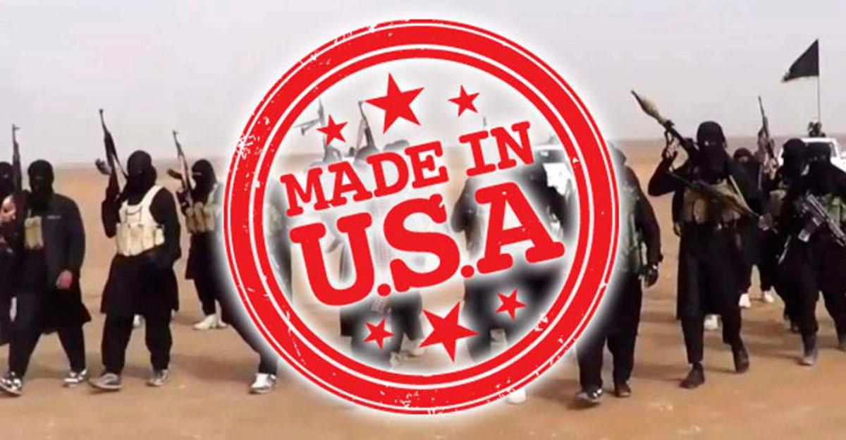 США возрождает ИГИЛ*