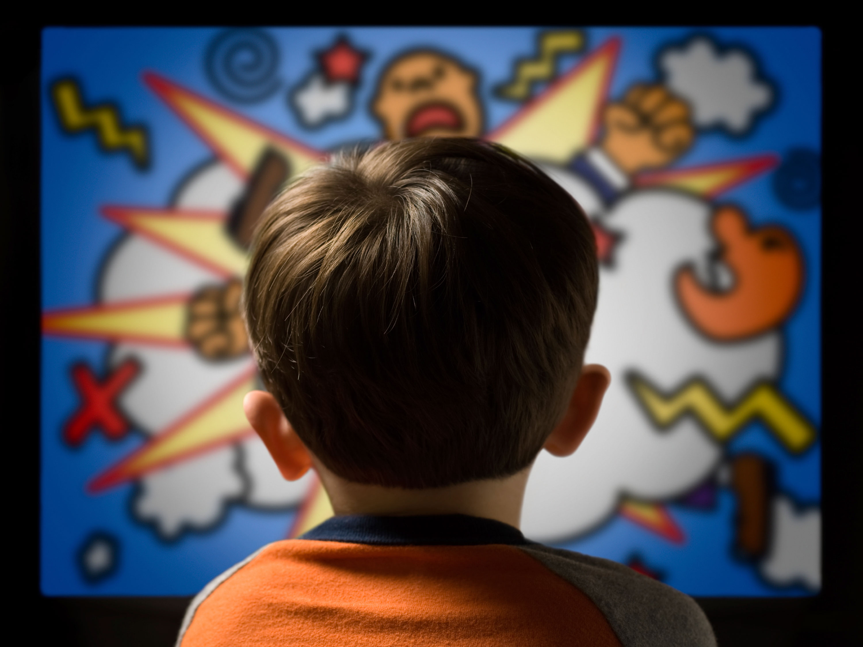 children television essays This essay investigates the literature available on children and television it establishes how television programs affect the social and academic growth of children.