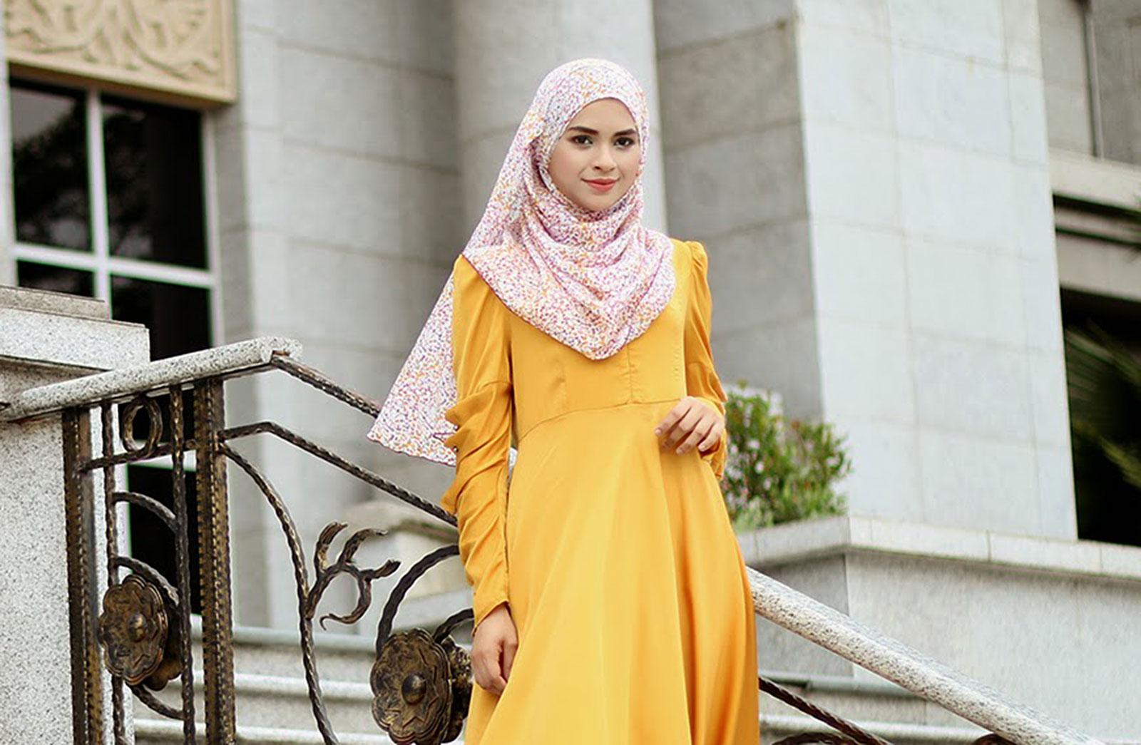 Современная мусульманская девушка фото