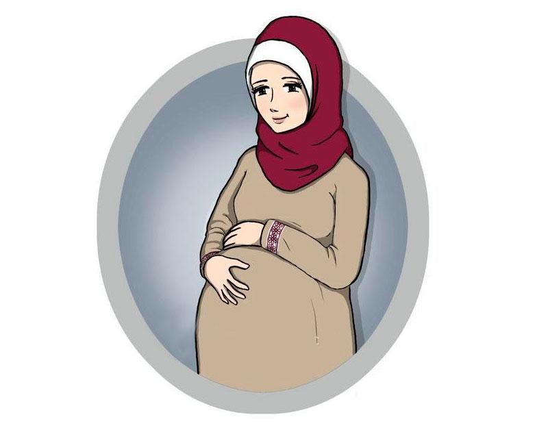 Беременность мусульманки