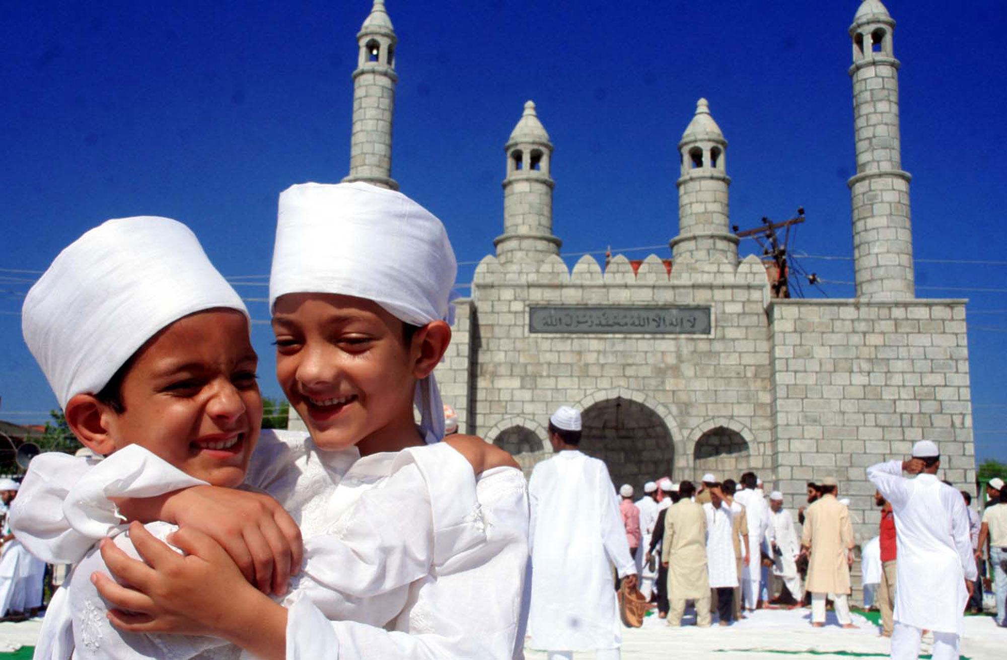 Любовь ради Аллаха ﷻ