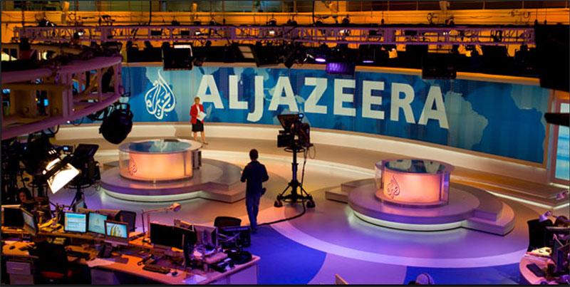 Вопросы журналистов телеканала `аль-джазира` поставили в тупик мэра киева виталия кличко - первый канал