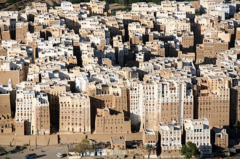 Средневековые многоэтажки