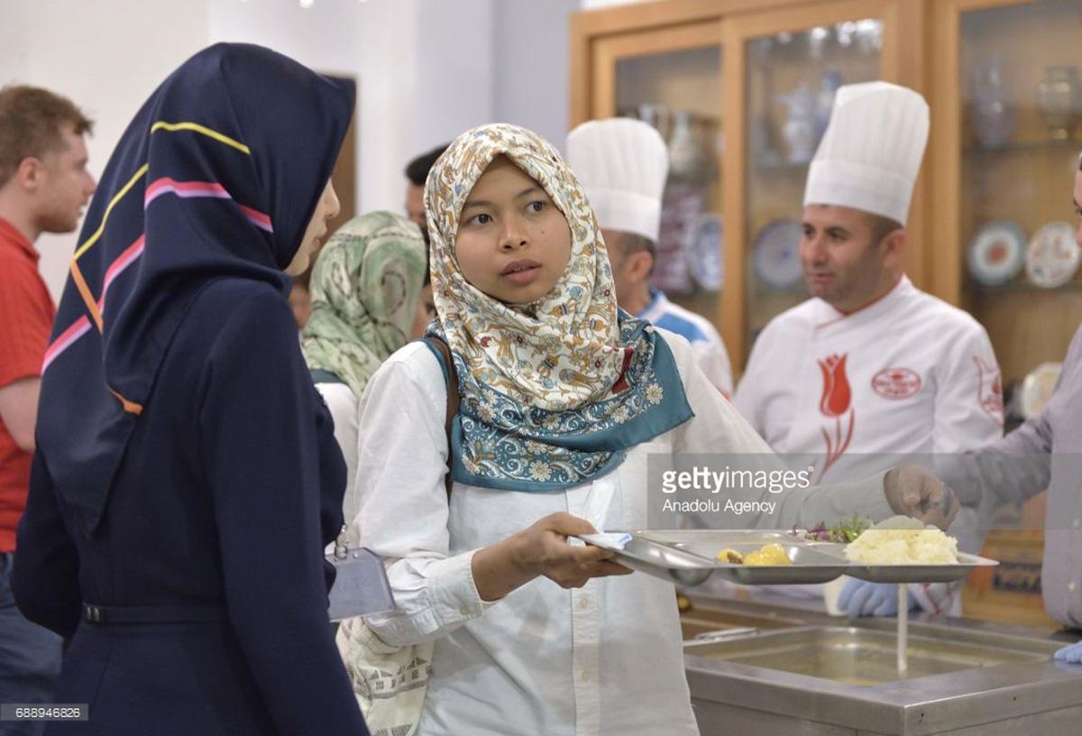 Мусульманки Японии