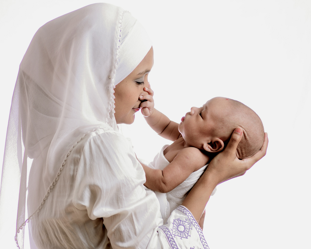 Поздравление новорожденным в исламе 45