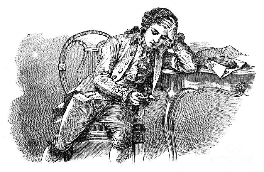 И. Гёте «Страдания юного Вертера»