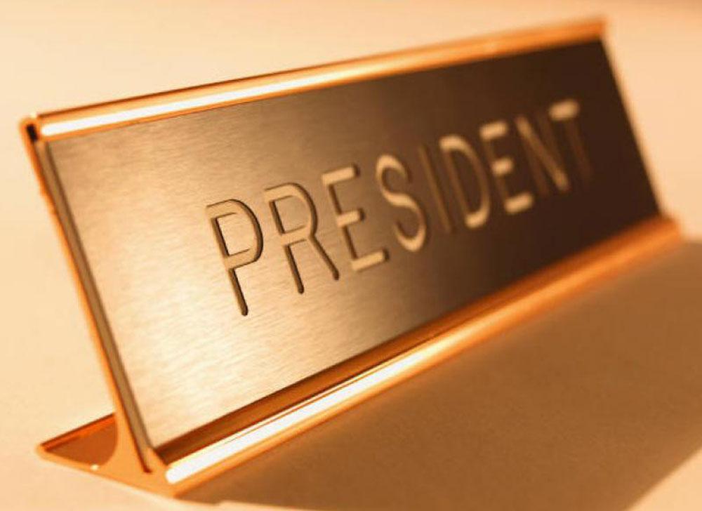 женщина президент