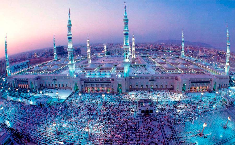Фетвы и ответы: Медина как место хиджры