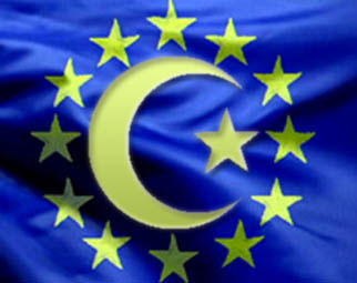 Burgeroorlog europa islam