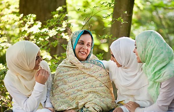 мусульманка ищет мусульманина для знакомства