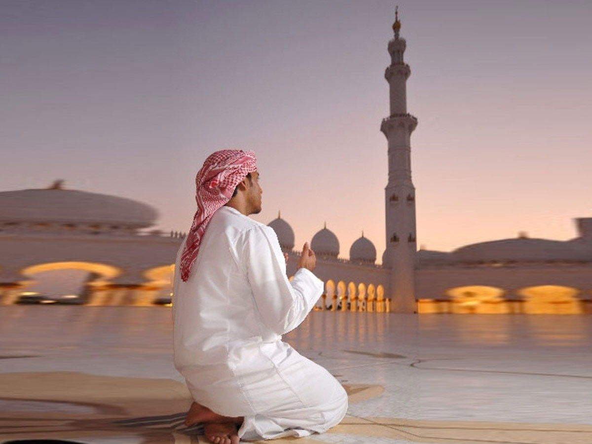 Как у ислама называется молитва