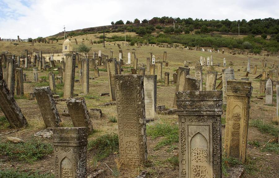 Толкование (значение) сна Кладбище
