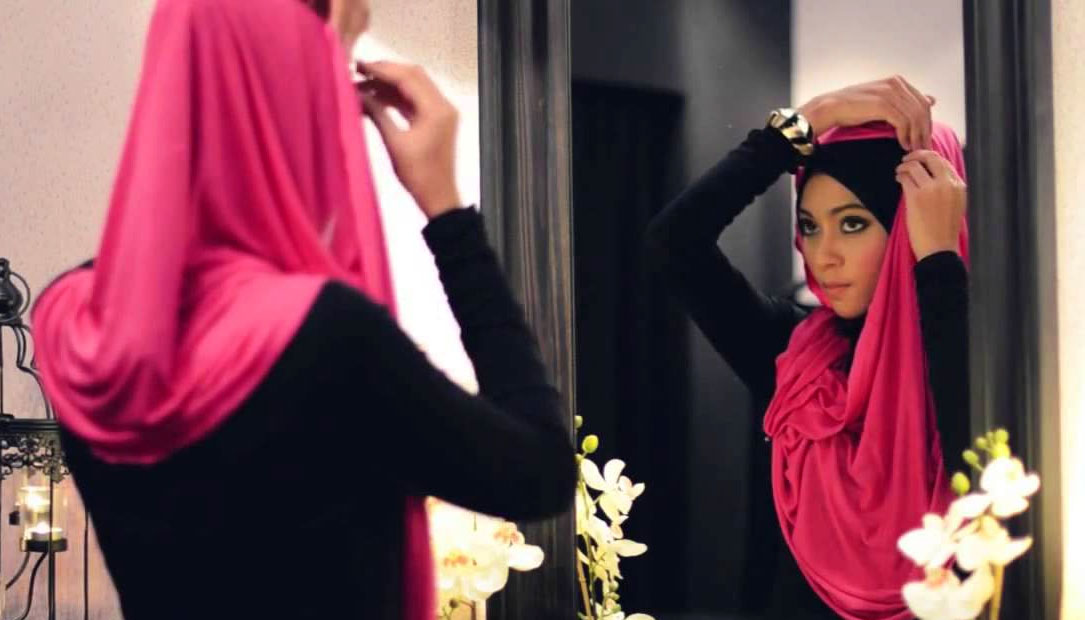 Одежда хиджаба