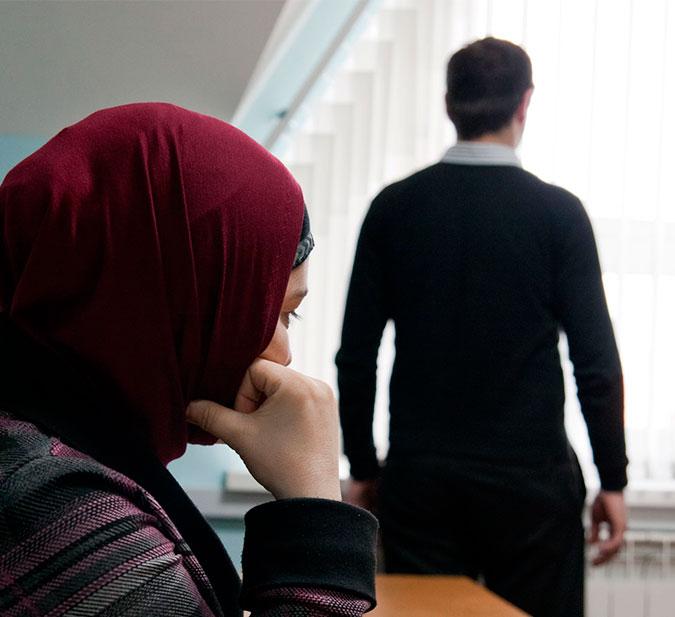 Вот с кем должен остаться ребенок после развода в исламе вот