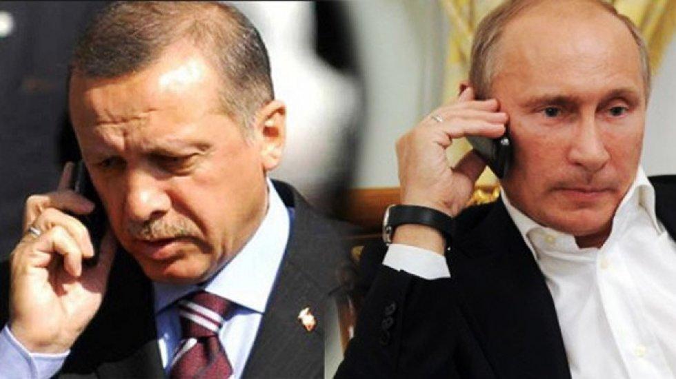 Эрдоган побеседовал сглавойРФ оситуации вСирии