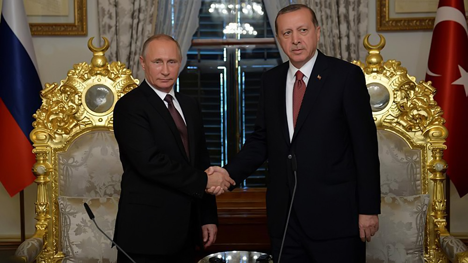Дамаск рассчитывает, что РФ повлияет наизменение политики Турции кСирии— Асад