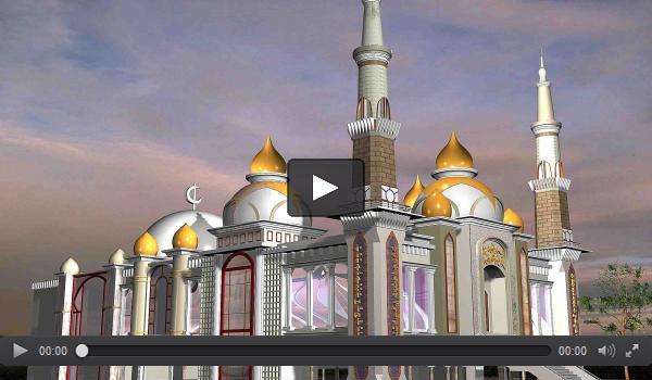Мечеть приснилась во сне