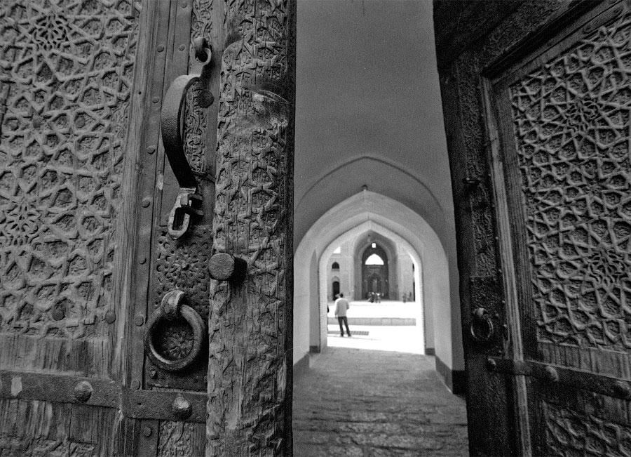 Фото старого Тегерана